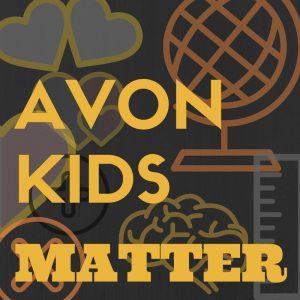 Avon Kids Matter graphic