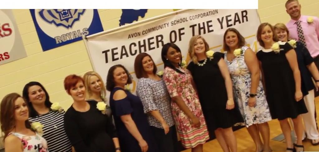2017 Teachers of the Year